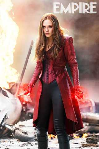 Captain America: Civil War - Scarlet Witch (Empire Magazine)