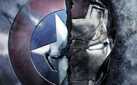 Scudo contro Casco nella speciale copertina di Empire Magazine dedicata a Captain America: Civil War
