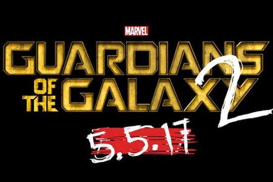 Guardiani della Galassia 2 logo