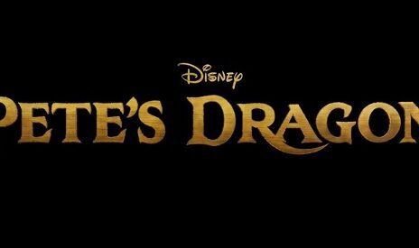 Pete's Dragon logo
