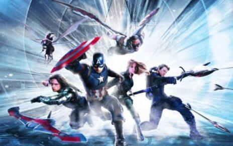 Captain America: Civil War - Team Rogers