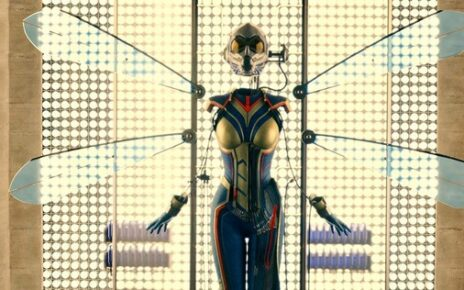 Ant-Man (The Wasp)