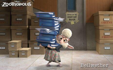 Zootropolis assistente sindaco