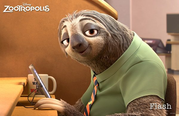 Zootropolis Flash