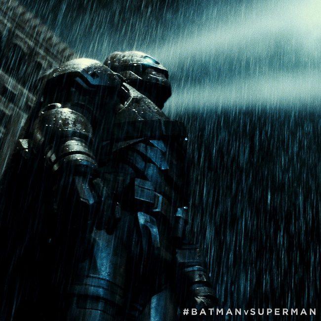 Batman v Superman: Dawn of Justice (Cavaliere Oscuro)