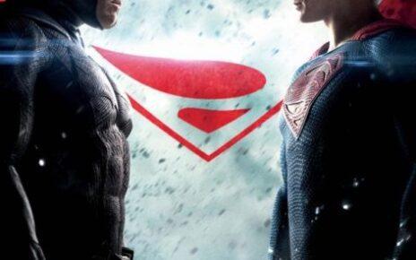 batman v superman new poster ita