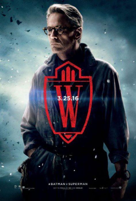 Batman v Superman: Dawn of Justice (Alfred)