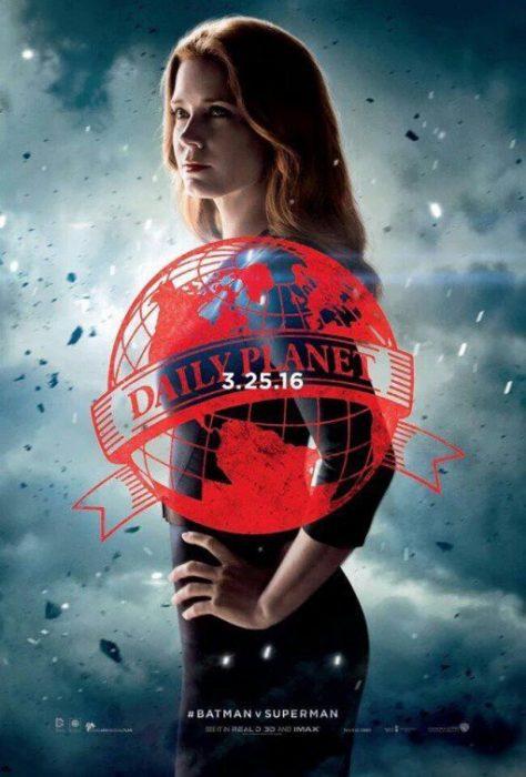 Batman v Superman: Dawn of Justice (Lois Lane)