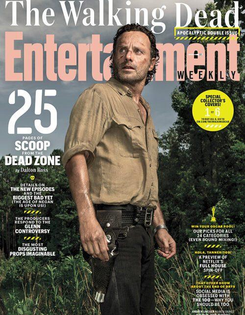 The Walking Dead 6 Rick