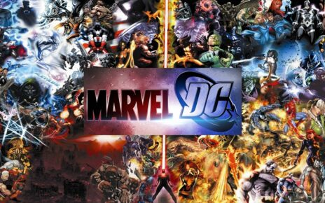 marvel vs dc comics