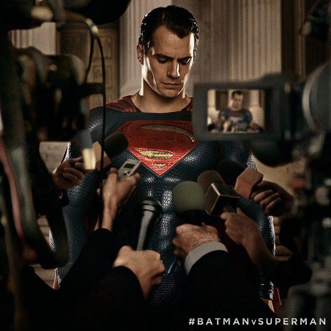 Batman v Superman: Dawn of Justice (Uomo d'Acciaio)