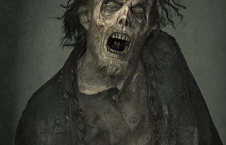 The Walking Dead Zombie
