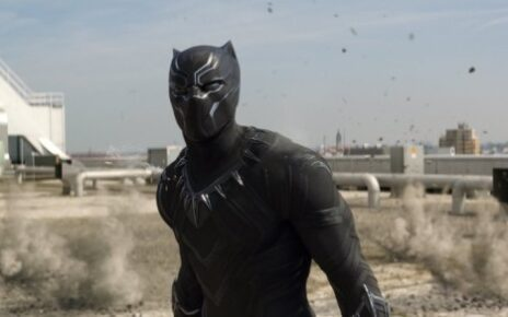 black panther riprese terminate
