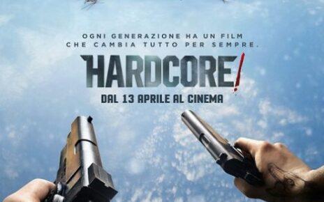 Hardcore poster