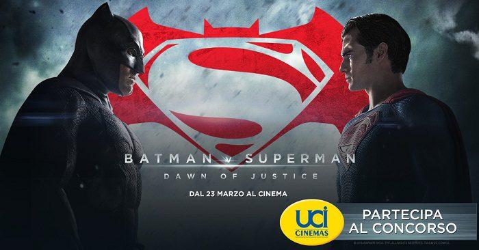 Batman v Superman (Concorso Uci Cinemas)