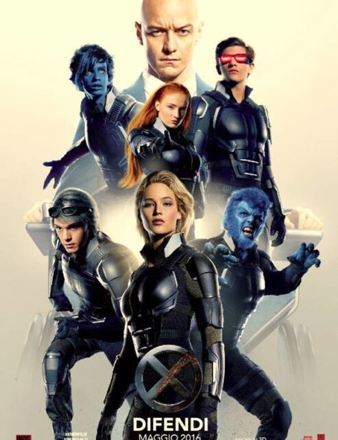 X-Men: Apocalisse (Difendi Poster)
