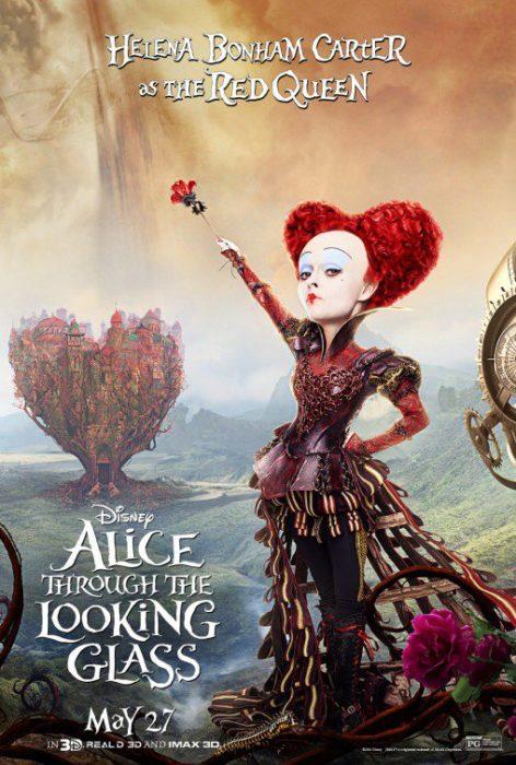 Alice Attraverso lo Specchio
