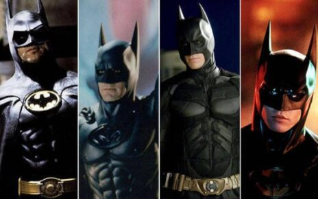 evoluzione batman video