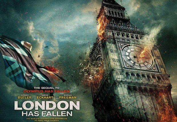 london has fallen banner