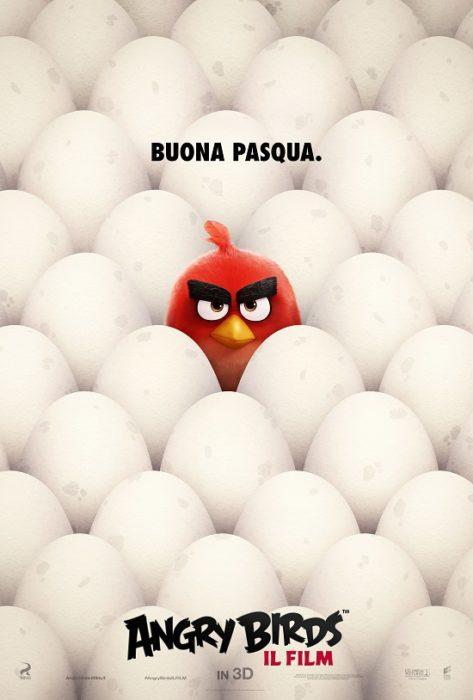 angry birds film pasqua
