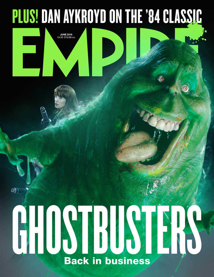 empire ghostbusters