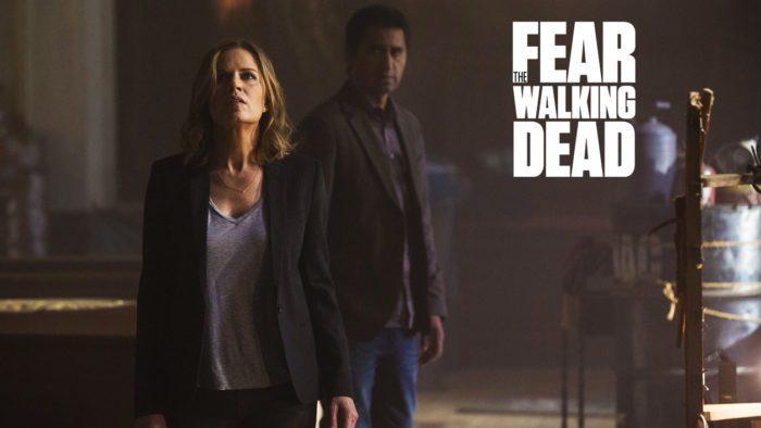recensione fear the walking dead