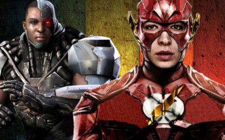 Flash/Cyborg