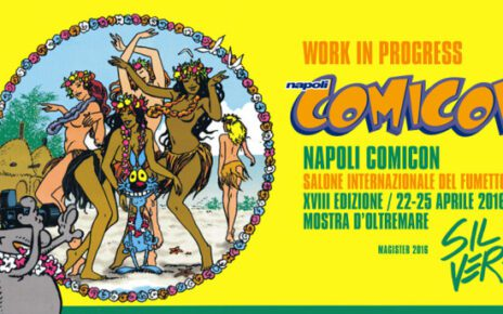 Napoli Comicon 2016