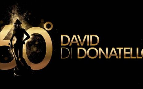 david donatello 60 logo