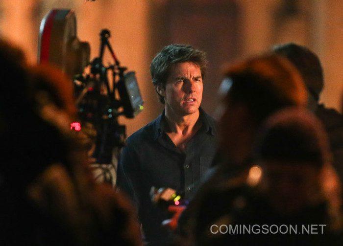 Tom Cruise - La Mummia