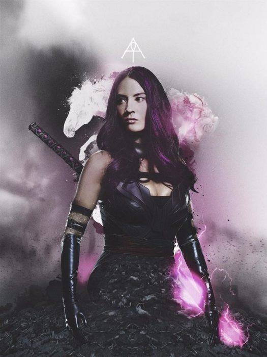 X-Men: Apocalisse (Psylocke)