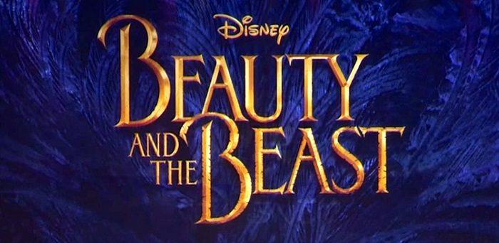la bella e la bestia logo