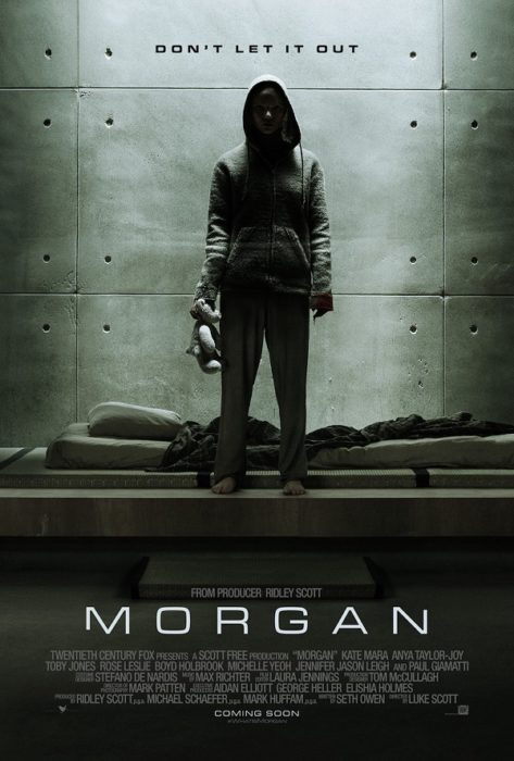 morgan horror poster