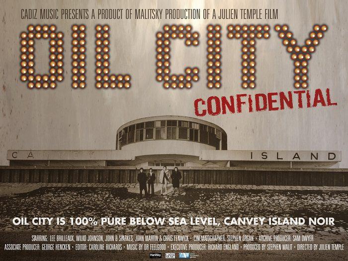 oil city banner