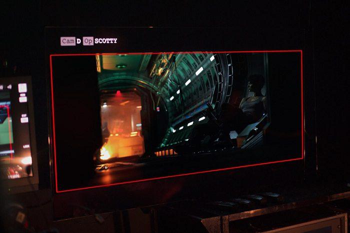 alien covenant foto set