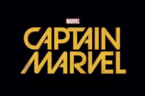 captain marvel logo film