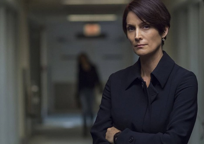 carrie-anne moss marvel