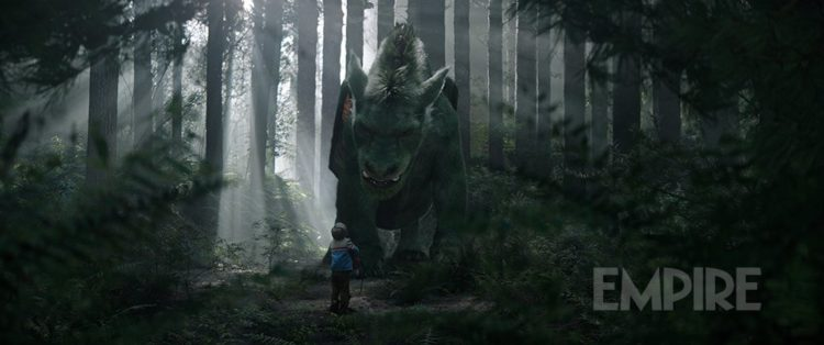 pete's dragon foto empire