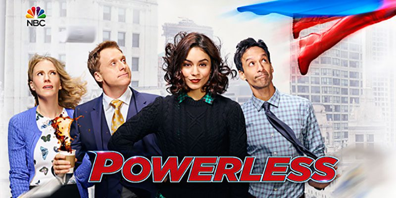powerless serie tv
