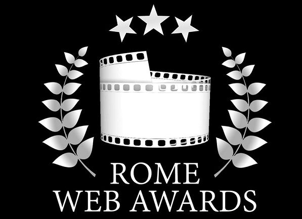 rome web awards logo
