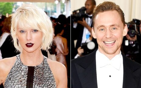 met gala tom hiddleston taylor swift