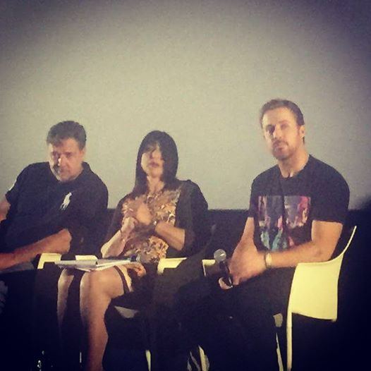 Russell Crowe, la traduttrice Bruna, Ryan Gosling
