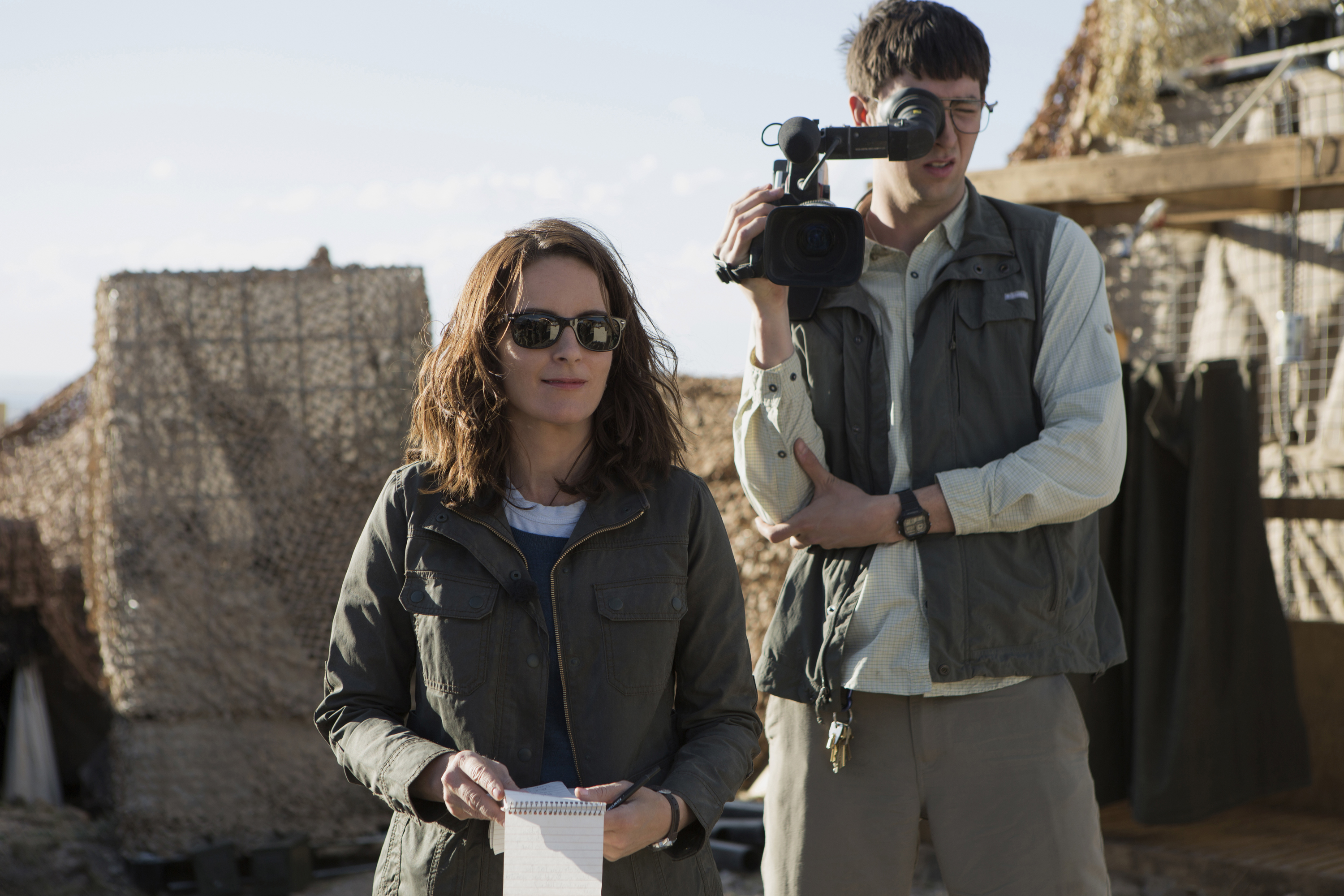 WHISKEY TANGO FOXTROT recensione