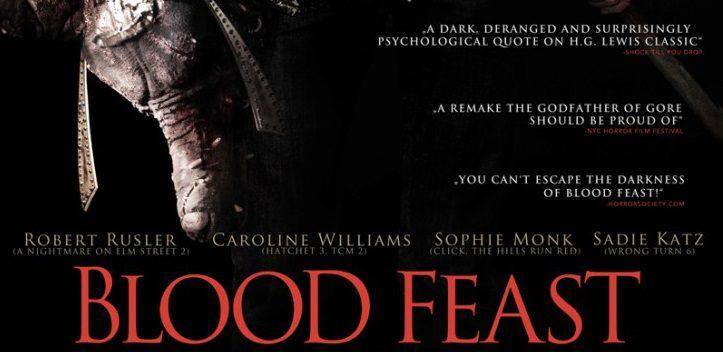 blood feast banner