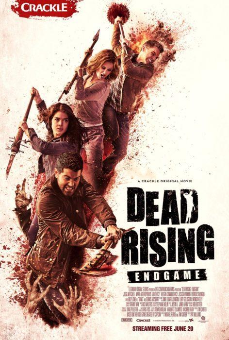 dead rising 2 film poster