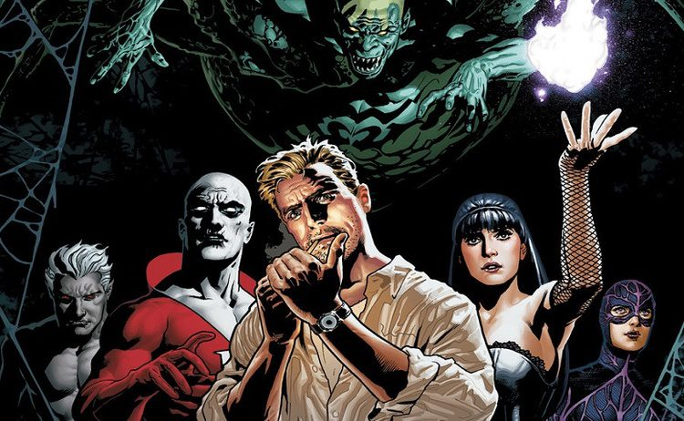 justice league dark comics