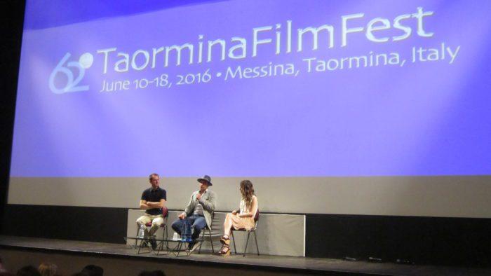 #Taormina62 – #ClaudioSantamaria parla del successo di #LoChiamavanoJeegRobot