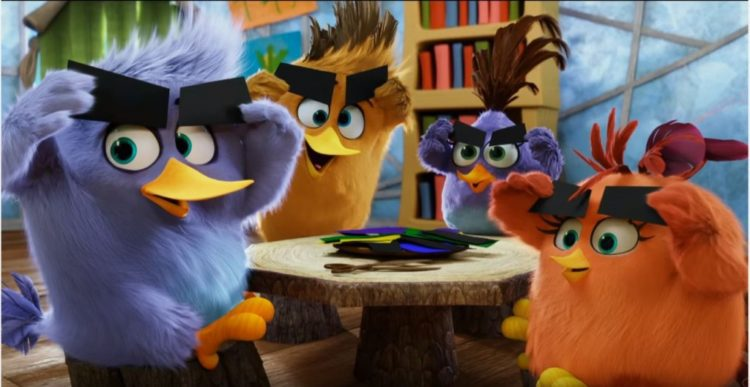 angry birds il film