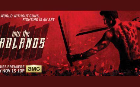 into the badlands recensione banner