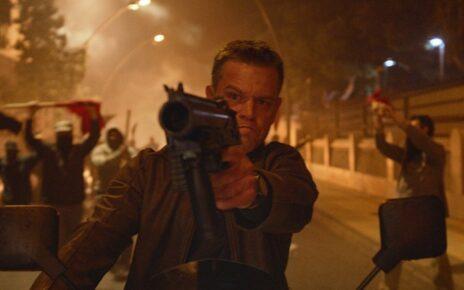 Box Office Usa - Ben 23 milioni nel primo giorno per Jason Bourne